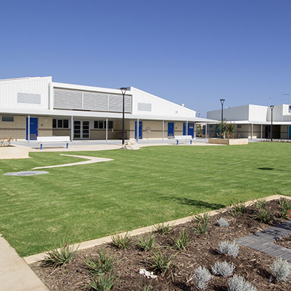 WA State Government & EduWest deliver 4 new Schools