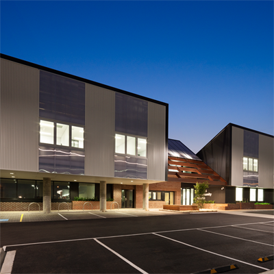 Construction to Facilities Management for Ballarat Community Health